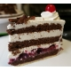 Schwarzwaelder Kirsch Torte or Black Forest Cherry Cake